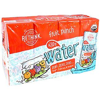 Rethink Water Fruit Punch Sugar Free, 8 PK