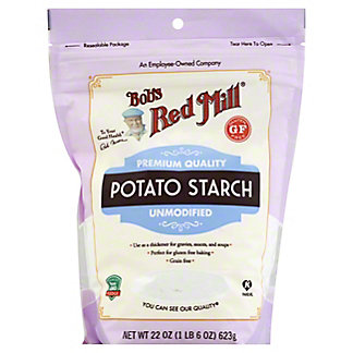 Bob's Red Mill Potato Starch, 22 oz