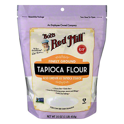 Bob's Red Mill Tapioca Flour, 16 oz
