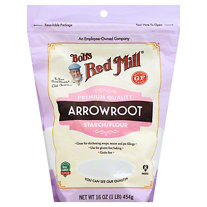 Bob's Red Mill Arrowroot Starch/ Flour, 16 oz