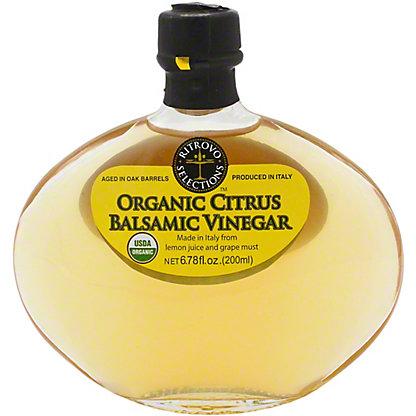 Ritrovo Organic Citrus Balsamic Vinegar, 200 ML