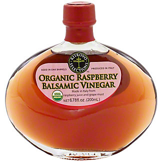 Ritrovo Organic Raspberry Balsamic Vinegar, 200 ML