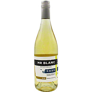 Mr. Blanc Cass White Blend, 750 mL