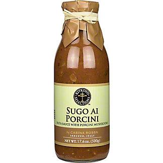 Casina Rossa Porcini Mushroom Sauce, 17.6 oz