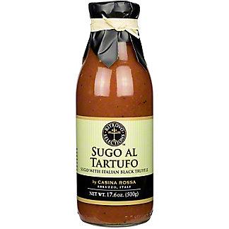Casina Rossa Sugo al TartufoItalian Black Truffle Sauce, 17.6 oz