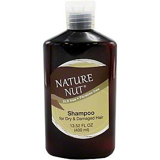 Nature Nut Dry Hair Shampoo, 13.52 oz