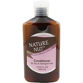 Nature Nut Hair Conditioner, 13.52 oz