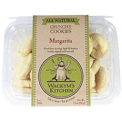Wackyms Margarita Cookies, 7.5 OZ