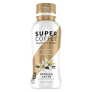 Kitu Super Coffee Vanilla Bean, 12.00 oz