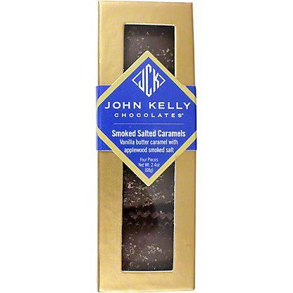 John Kelly Semi Sweet Chocolate Caramel Smoked Salt, 2.4 oz