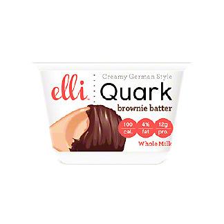 Elli Quark Brownie Batter, 5.3 oz