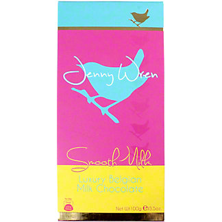 Jenny Wren Smooth Milk Sharing Bar, 100 g
