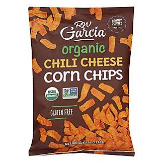 RW Garcia Organic Chili Cheese Corn Chip, 7.5 OZ