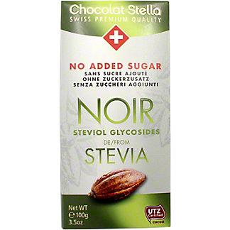 Stella Dark Chocolate With Stevia, 100 g