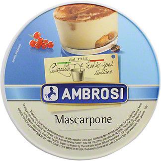 Ambrosi Mascarpone, 8.8 OZ