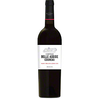 Chateau Belle Assise Coureau Saint Emilion Grand Cru, 750 mL