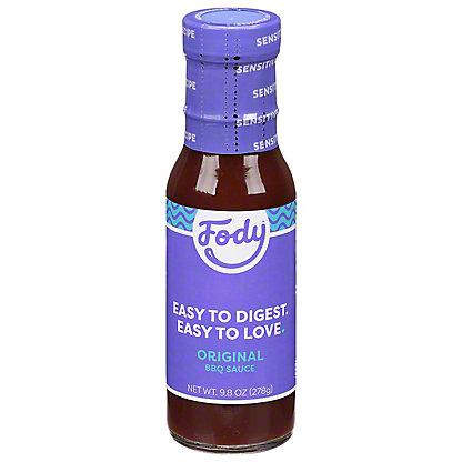 Fody Original BBQ Sauce, 12 oz