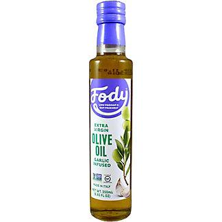 Fody Extra Virgin Olive Oil Garlic Infused, 8.45 oz