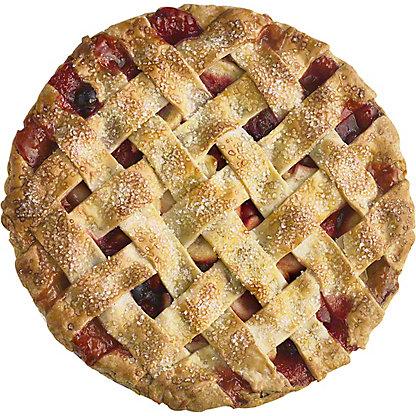 Central Market Cranberry Apple Pie, Serves 8-10