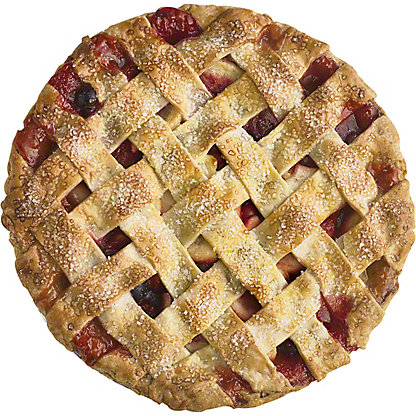 Central Market Cranberry Apple Pie, 10 in, Serves 8-10