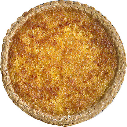 Central Market Pineapple Coconut Pie, Serves 8-10