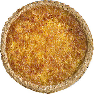 Central Market Pineapple Coconut Pie, 10 in, Serves 8-10