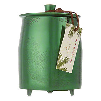 THYMES Thymes Heritage Green Tin Candle, 9.5 oz