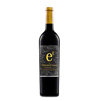 Educated Guess North Coast Cabernet, 750 mL