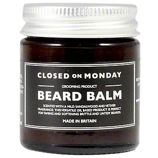 Closed On Monday Beard Balm, 100 mL
