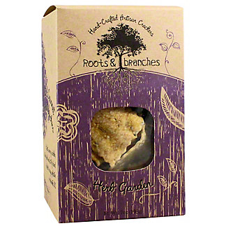 Roots & Branches Herb Garden Crackers, 7 OZ