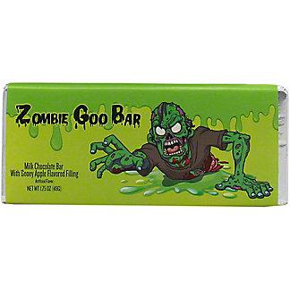 Nassau Candy Zombie Goo Chocolate Bar, ea