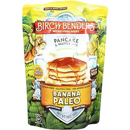 Birch Benders Mix Banana Paleo, 10 OZ