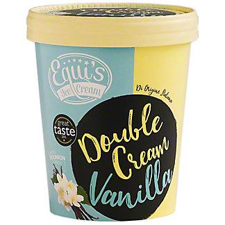 Equi's Double Cream Vanilla Ice Cream, 500 mL