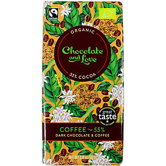Chocolate And Love Coffee 55%, 80 g