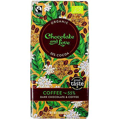 Chocolate And Love Coffee 55%, 80 g