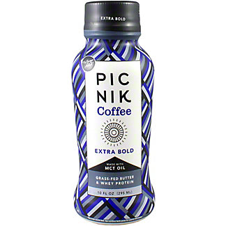 Picnik Extra Bold Butter Coffee, 10 OZ