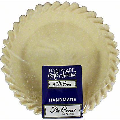 Willamette Valley Pie Co 9in Crimped Bottom Pie Crust, 15 OZ