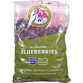 Willamette Valley Pie Co Blueberry Fruit, 32 OZ