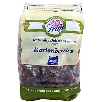 Willamette Valley Pie Co Marionberry Fruit, 32 OZ