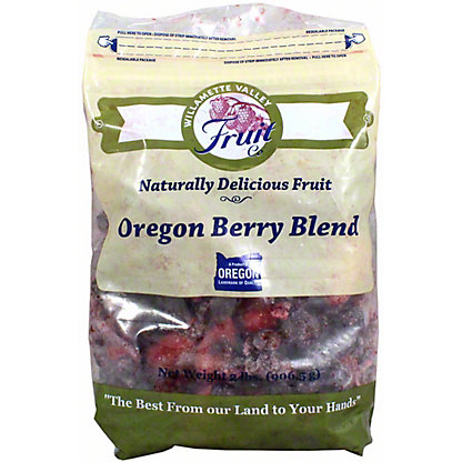 Willamette Valley Pie Co Oregon Berry Mix Fruit, 32 OZ