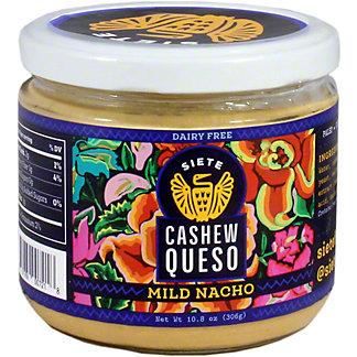 Siete Mild Nacho Cashew Queso, 10.8 OZ