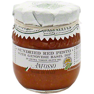 Anfosso Sundried Red Pesto Genovese, 6.43 OZ