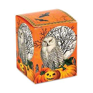 Michel Design Owl Votive Candle, ea