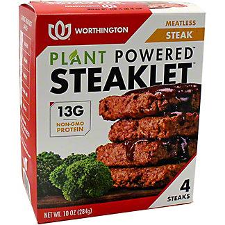 Worthington Meatless Steaklets, 10 OZ