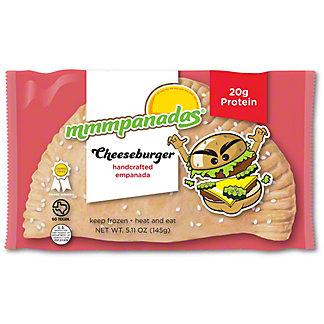 Mmmpanadas Cheeseburger Handcrafted Empanada, 5.25 oz