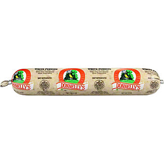 Donnelly's White Pudding, 8 oz