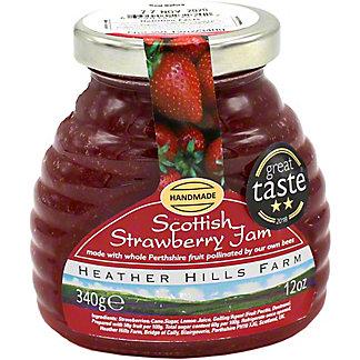 Heather Hills Farms Scottish Strawberry Jam, 340 gr