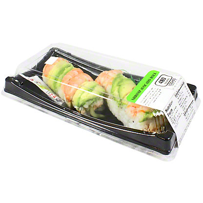 Yummi Sushi Shrimp and Avocado Roll, ea