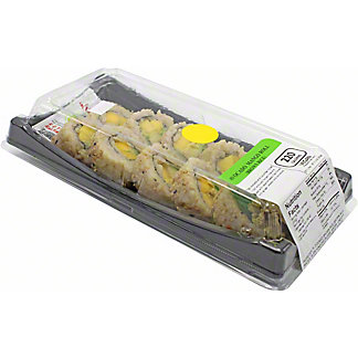 Yummi Sushi Avocado Mango Roll, 7.1 oz