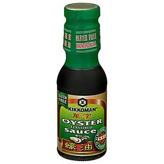 Kikkoman Gluten Free Oyster Sauce, 12.4 oz